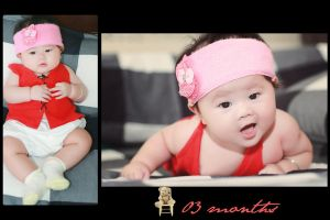 Miu's 1st birthday by jetdesignx