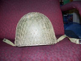 M-1 Army Helmet WWII 3 by Jan3090