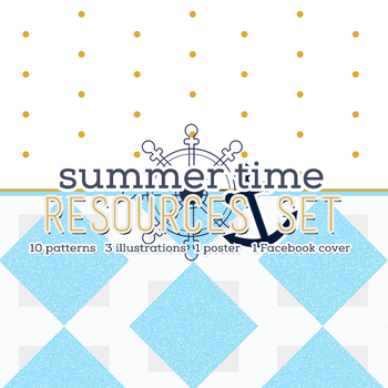 Summer 2014 - Resources set by mon1chka