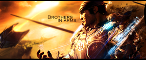 Gears of War - Brothers in Arm by iLLyNada