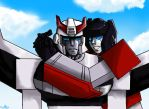 Prowl Is Not Amused by Shy-Light