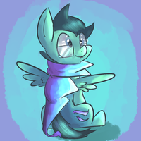 John as a pone by Spanish-Scoot