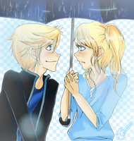 Under My Umbrella ella ella by ARSugarPie