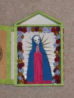 Day of the Dead shrine 2 by chibiwakki
