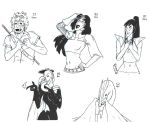 Expression game by Daemon-of-Thealia