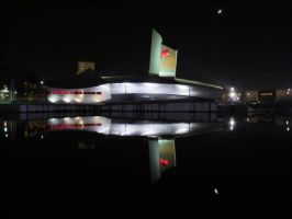 Imperial War Museum North by L-Spiro