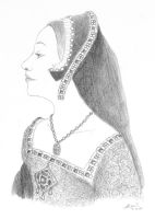Catherine Howard by FaeLaVie