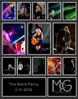The Band Perry Collage by BethanyMcG