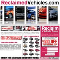 Reclaimed Vehicles.com by xstortionist