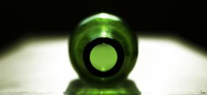 SEMAINE 35 : VERT BOUTEILLE by June-Photographie