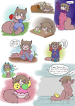a pocket full of gems by toddlergirl