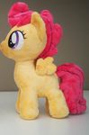 Scootaloo Plushie on ebay by greepix