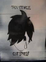 one for the emo kids by stence