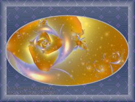 Tea Roses for Jen by rocamiadesign