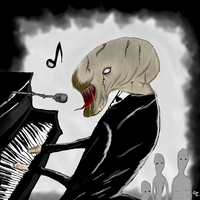 Piano Thing by MisterRawgers
