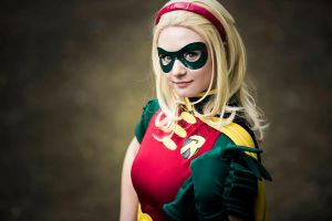 Robin: Stephanie Brown III by Aigue-Marine