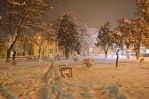 Winter in town by dantedan