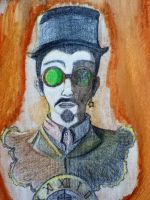 Steampunk by Psychodelicon