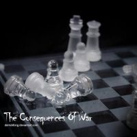 the consequences of war by derrickfong