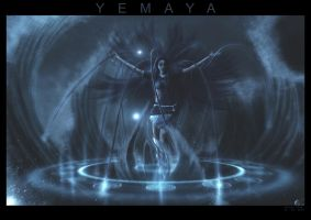 Yemaya by ColdFlame1987