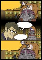 Make Your Own Dr Who Comic by Cannibal-Cartoonist