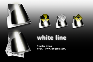 white line by ys-longzuo