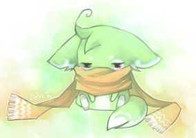 inko in scarf by Effier-sxy