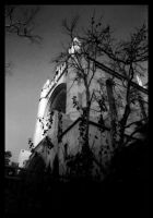 The Dark Cathedral II by mastercylinder