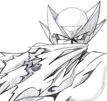 Stranger in the desert by HiyashiX2
