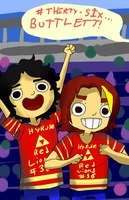 Game Grumps MAGfest 2014 Print! by Cooleeto