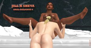 Jill X Sheva  ORAL-DELIGHTS 4     11-21-2014 by blw7920
