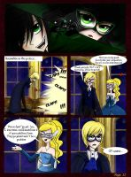 Diary of princess: page 12 by G3N3