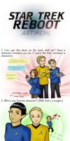 Star Trek 2009 Meme by GinTsuki