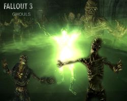 Fallout 3 Ghouls by Birdie94jb