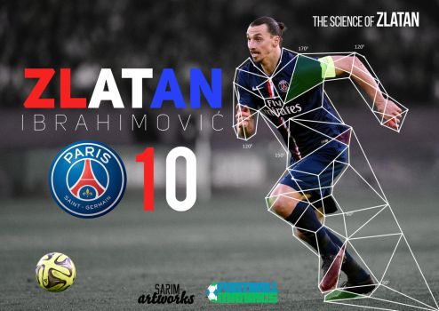 Science of Zlatan by thesarim1