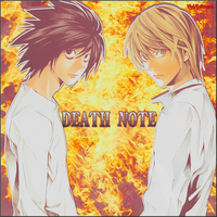 Death Note Perfil by ErzaScarletRivaille