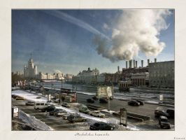 Moscow pictures 5 by firework