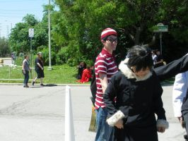 Waldo arc 3 - Anime North 2010 by Ryukai-MJ