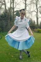 Alice In Wonderland ~ Your Magisty by SharpandFluffy