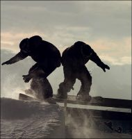 snowboard by addnill