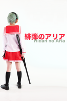 Stand-by ,Hidan no Aria by YuuTurn