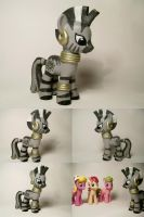 Zecora G4 custom pony by Oak23