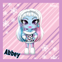 Chibi Abbey by Amenoo