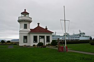 Mukilteo Lighthouse  by TRunna