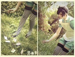 ::Ciel in Wonderland:: by Amori-chan