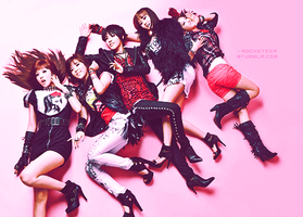 4minute edit 10 by NouNou01
