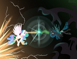 Of Sickness and Light by kellyn28