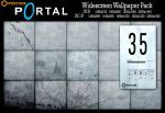 Portal WideWall Pack by BiblicalShower