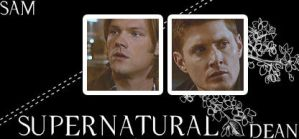 Sam and Dean - Signature by me969