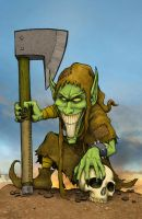 Goblin II by JasonCasteel